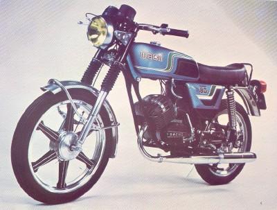 Bem...ja que existe um topico para os carros...tempo este para um de motos.... Macal_m80_super